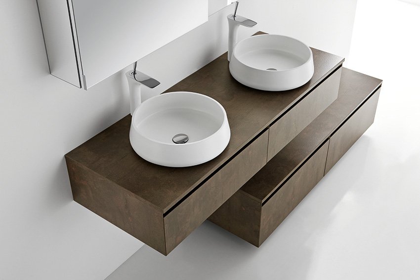Origine bathroom collection master collections salle de bain au design contemporain - Salle de bain design contemporain ...