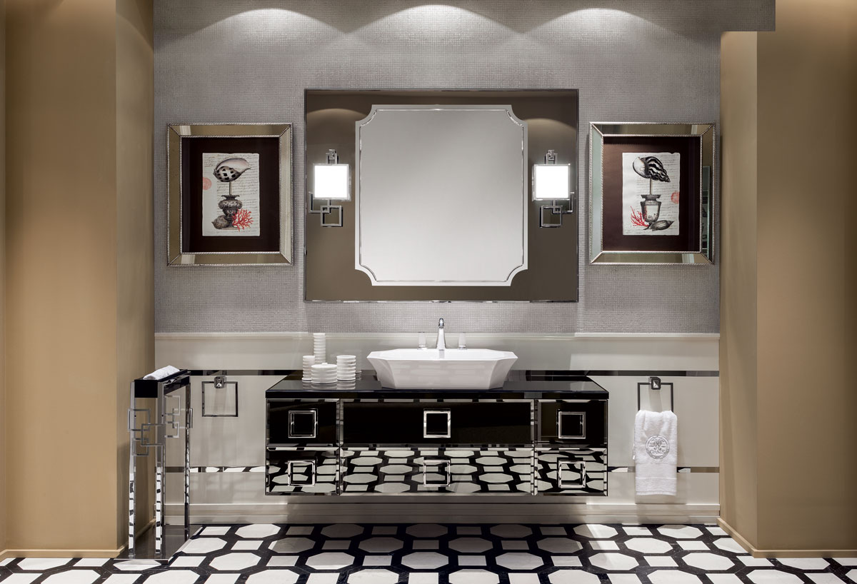 Oasis daphne collection by oasis luxury bathroom design for Small bathroom oasis