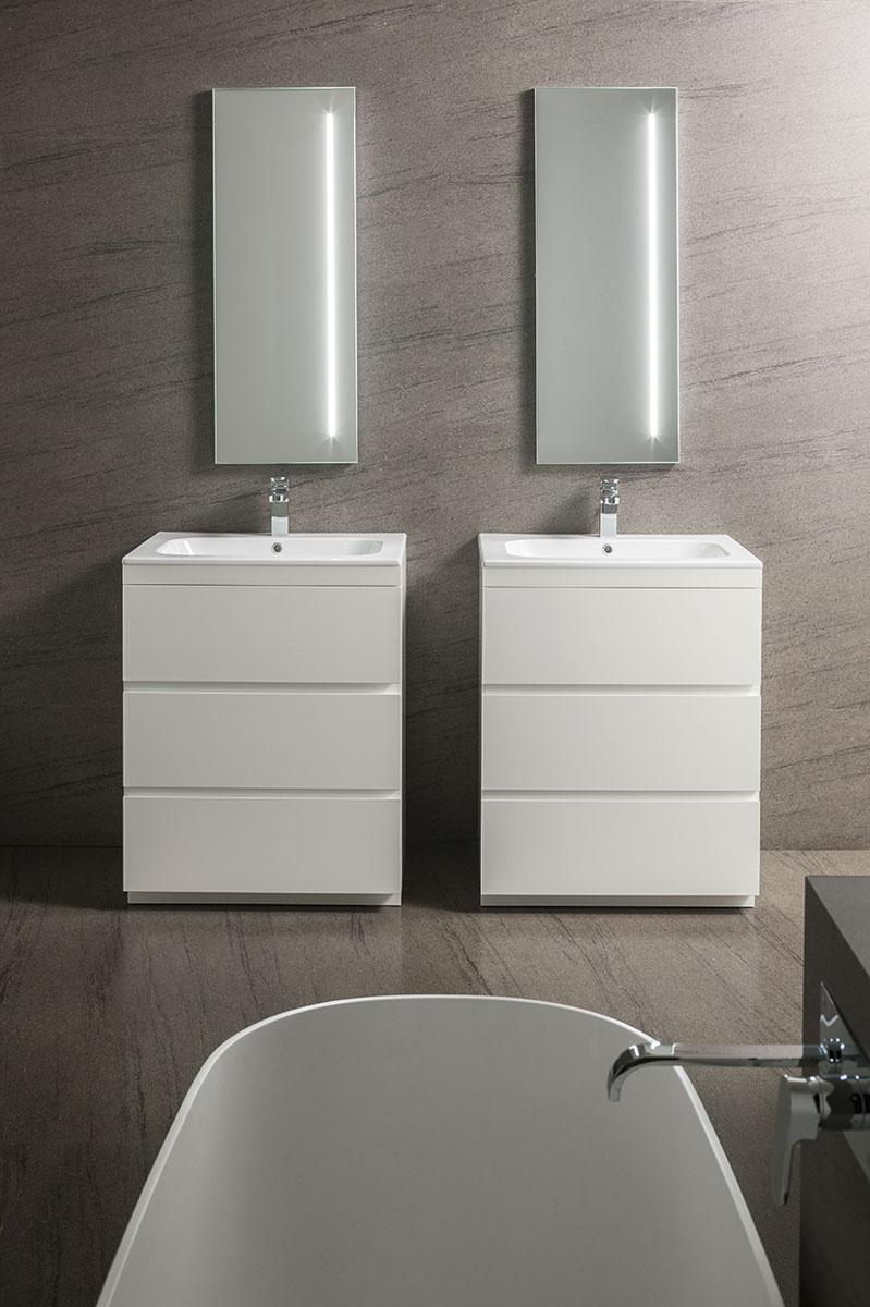 Passepartout Collection By Oasis Contemporary Design Bathroom