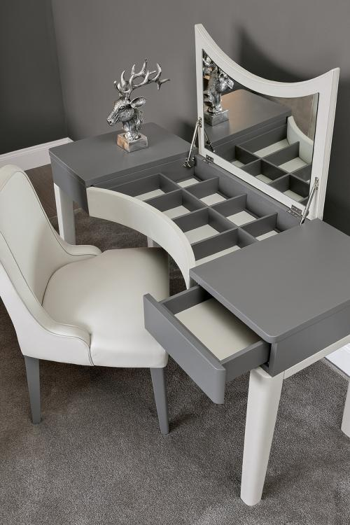 Shades of Grey – Schlafzimmer