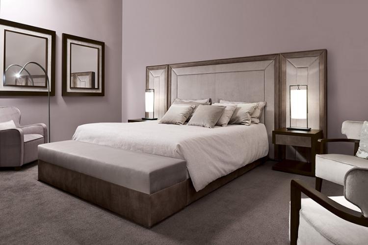 Розовый кварц – Спальня