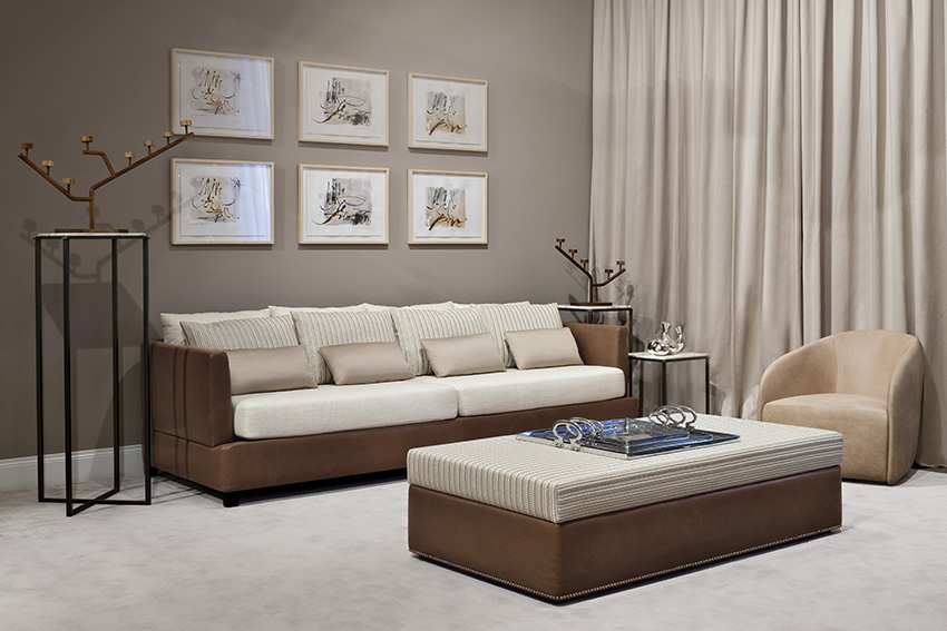 Natural Tones Living Room Oasis Rooms Luxury Interior