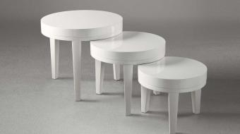 Tam-Tam side table by Oasis