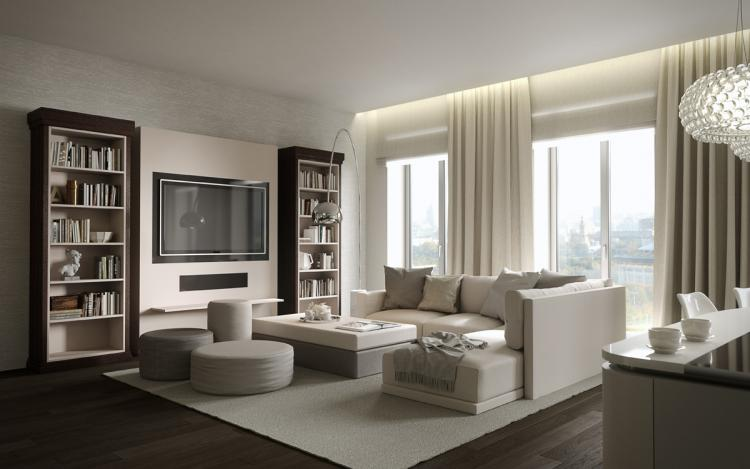 Private Apartment in Moscow