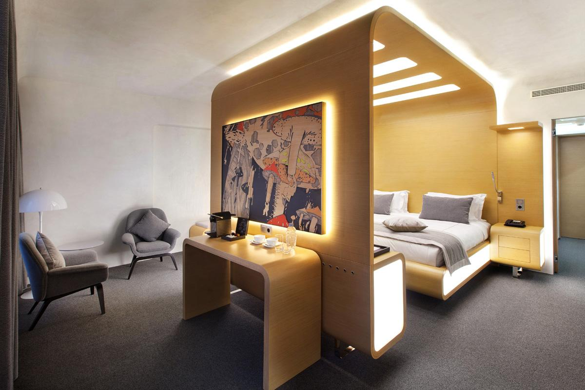 Oasis hospitality projects contract luxury interior design for Design hotel 5
