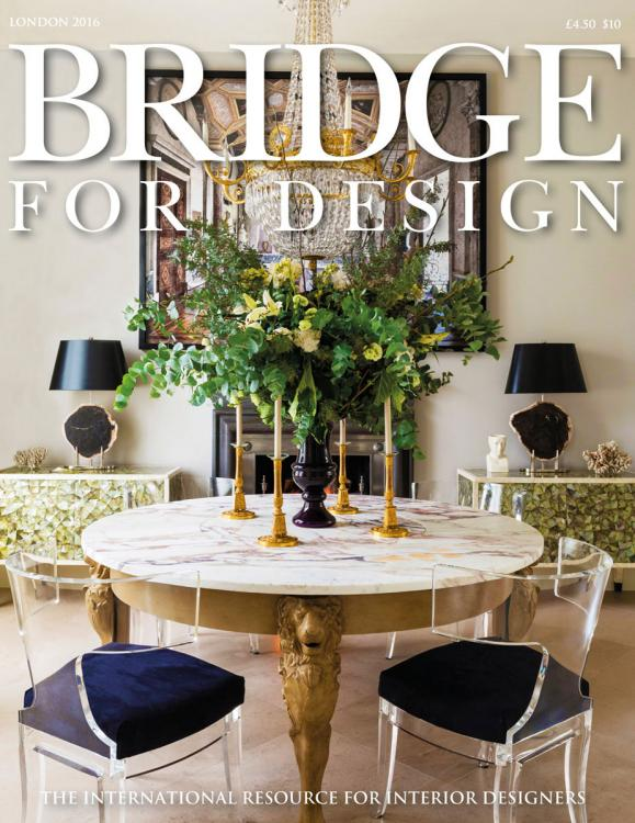Bridge For Design – May 2016