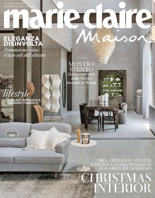 Marie Claire Maison Italia 01.2016