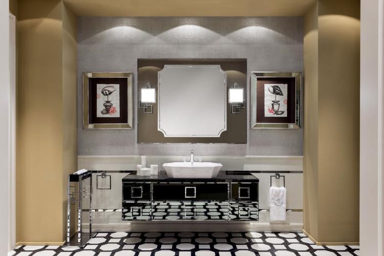 Oasis @ Salone Milano 2016 Bathroom Collection - Daphne