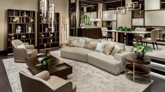 Oasis Beige Living room