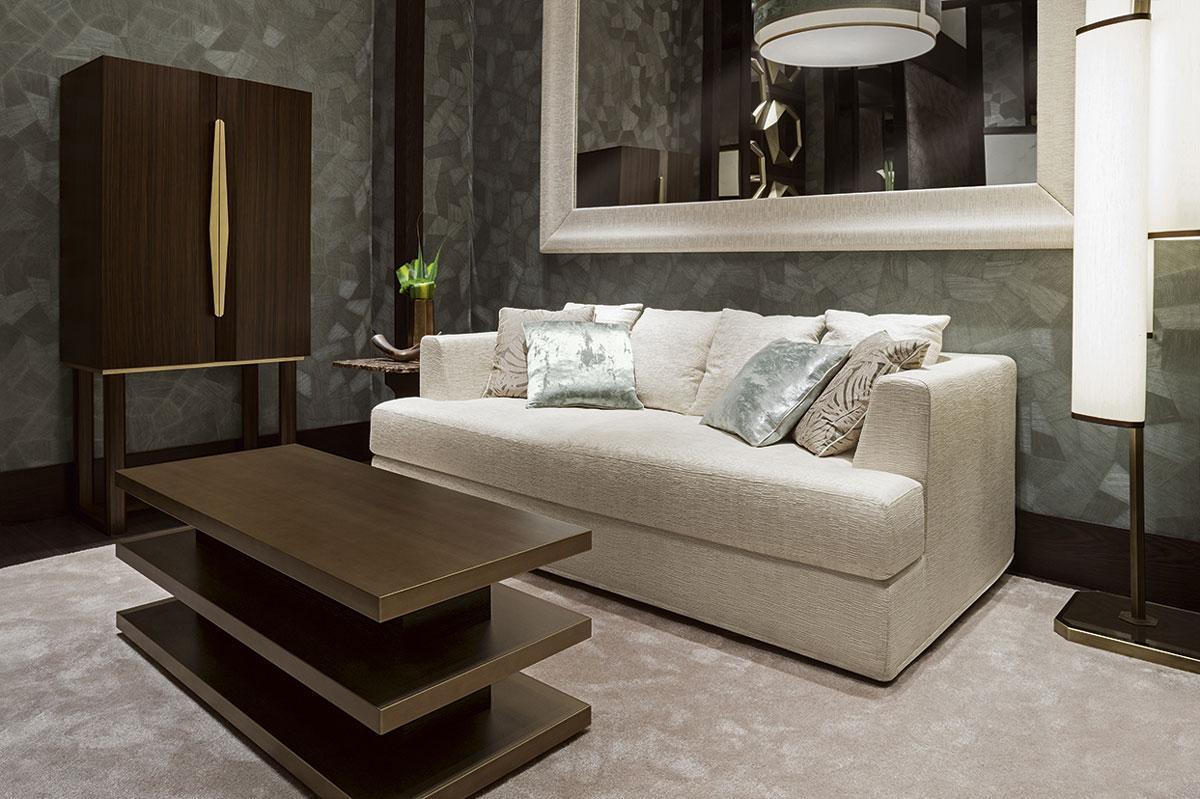 It Room: Jade Lagoon Living Room