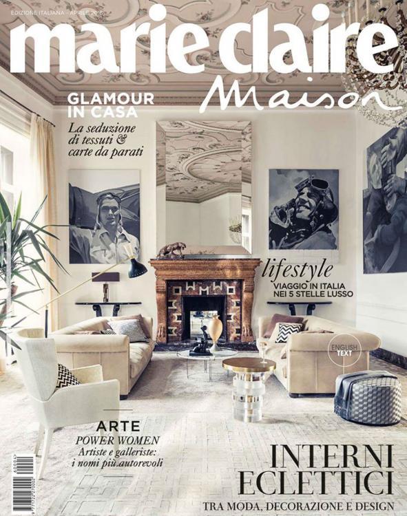 Cover Marie Claire Maison