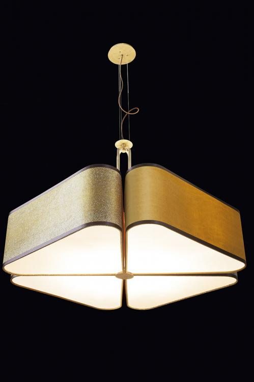 Quadrifoglio lighting collection