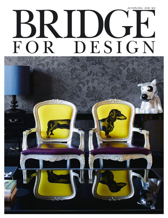 Bridge For Design - Autumn issue