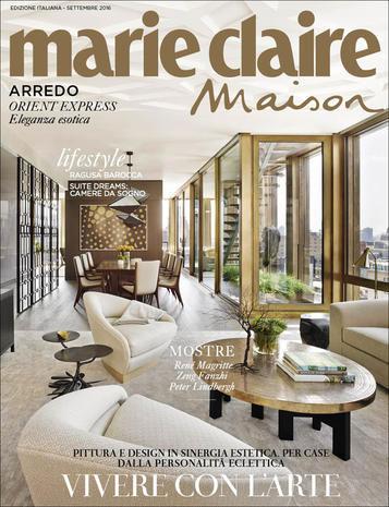 Marie Claire Maison 09.2016