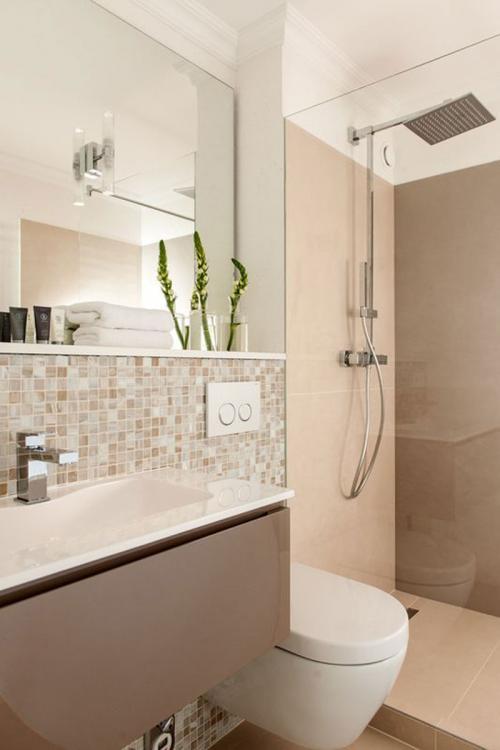Hotel Sylt Hoepershof – Bathroom