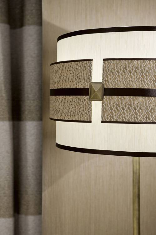 Detail of the Tamburo lighting collection.