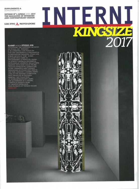Cover Interni KingSize