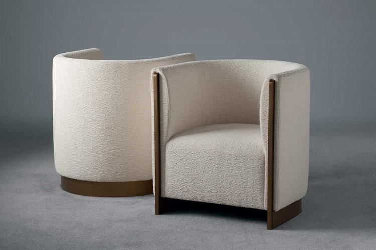 Adeline armchair by Oasis