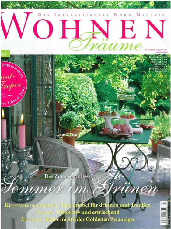 cover Wohnen Traume