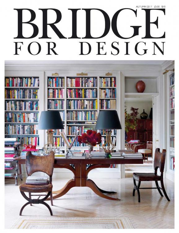 Academy by Oasis on Bridge For Design September issue