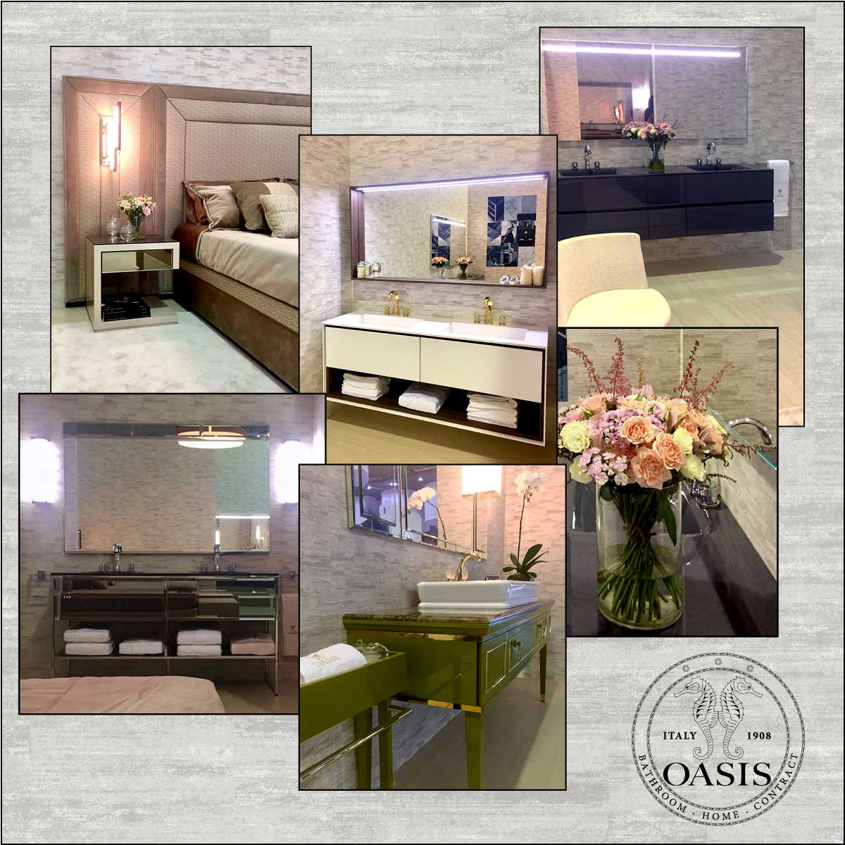 A HUGE SUCCESS FOR OASIS AT DOWNTOWN DESIGN DUBAI 2017