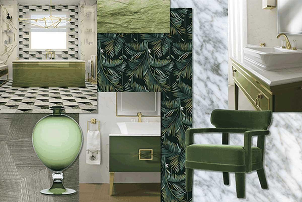 GREEN TRENDS IN FURNISHING