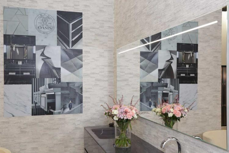 Oasis at Downtown Design Dubai 2017