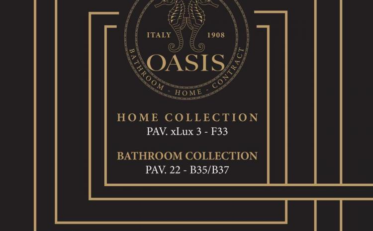 OASIS @ MILAN DESIGN WEEK | 17-22 April 2018