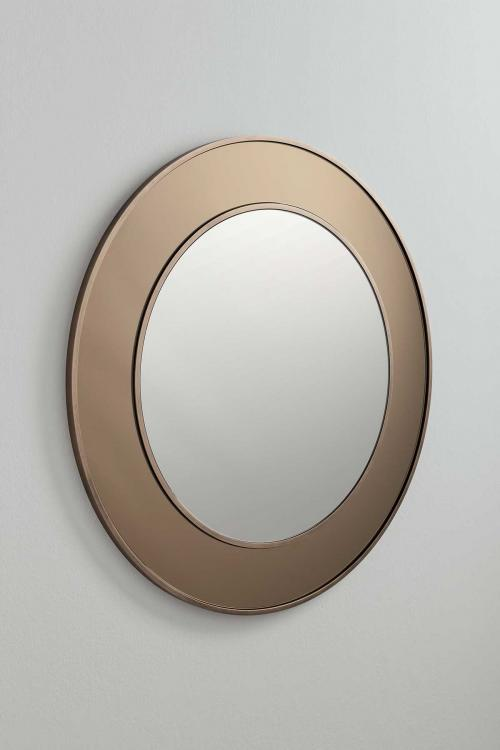 Gong mirror by Oasis