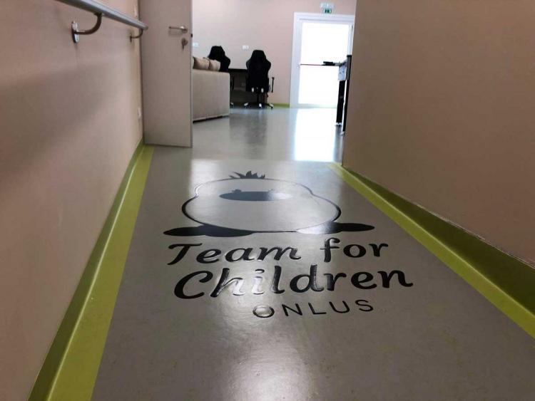 Oasis for Team For Children