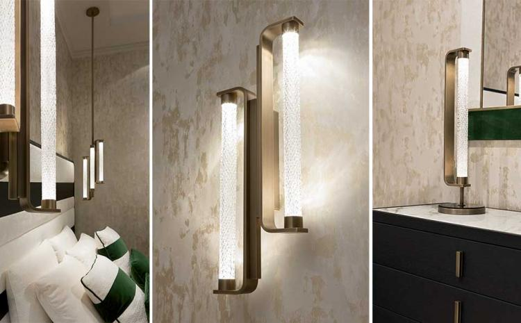 STRADIVARI, NEW OASIS LIGHTING COLLECTION