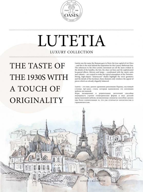 Lutetia Magazine
