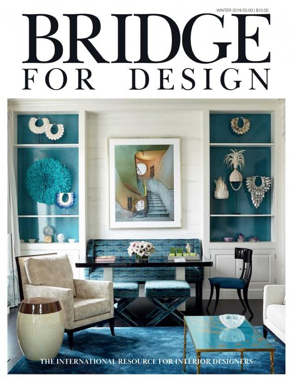 Cover Bridge For Design - winter issue