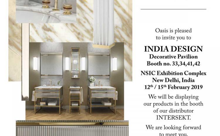 OASIS @ INDIA DESIGN