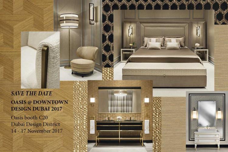 Oasis: Italian Craftmanship @ Downtown Design Dubai 2017