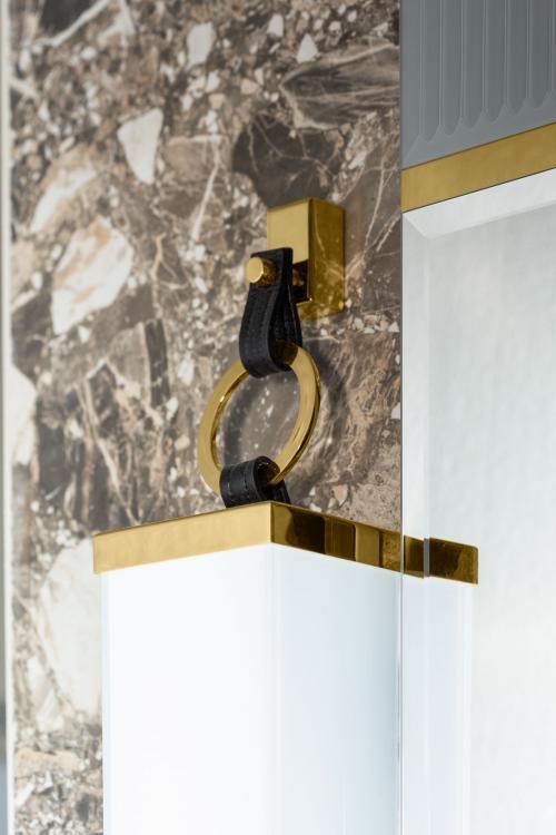 Murano 4 wall lamp