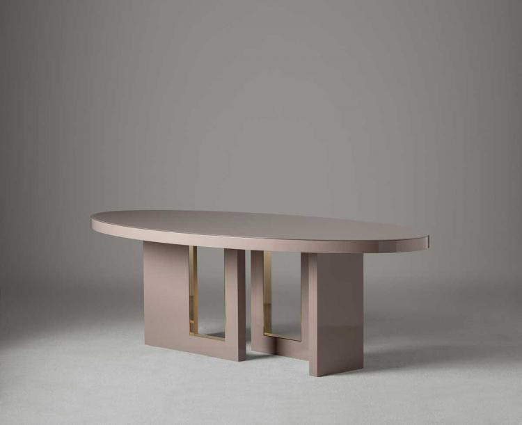 Tao Oval Table - Home Collection