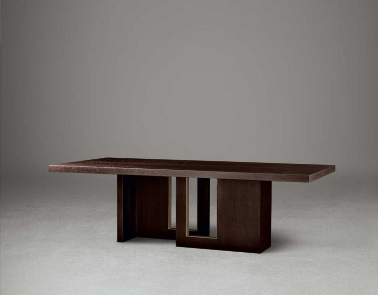 Tao Rectangular Table - Home Collection