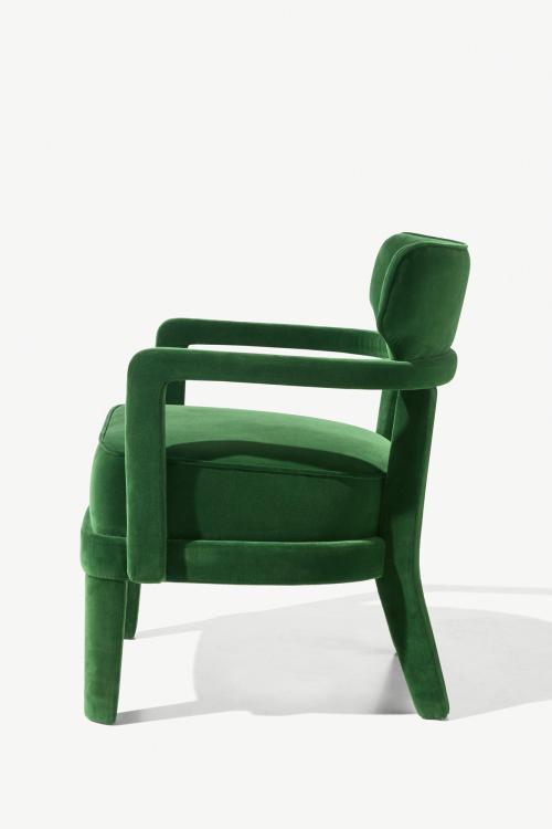 Zoe small armchair