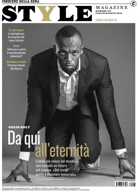 Style Magazine - Corriere della Sera 07-08/2016