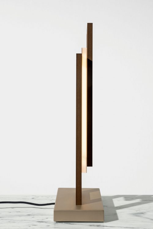 Edge table lamp - without lampshade