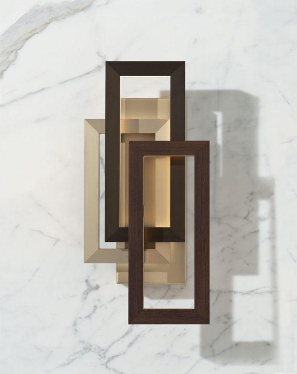 Edge wall lamp - Flat version