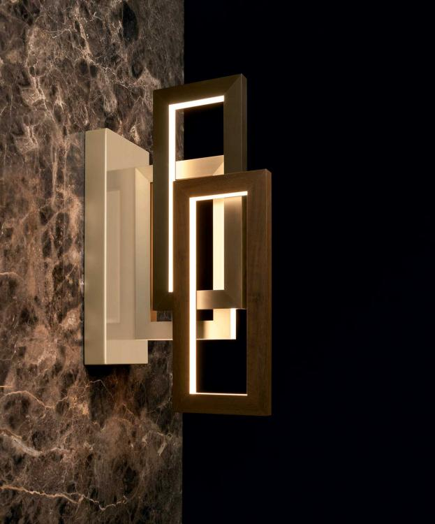Edge wall lamp - Small version