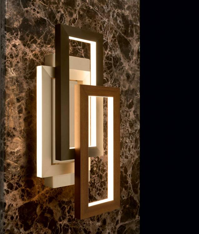 Edge wall lamp - Flat version
