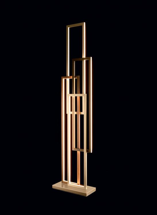 Oasis Edge Floor Lamp