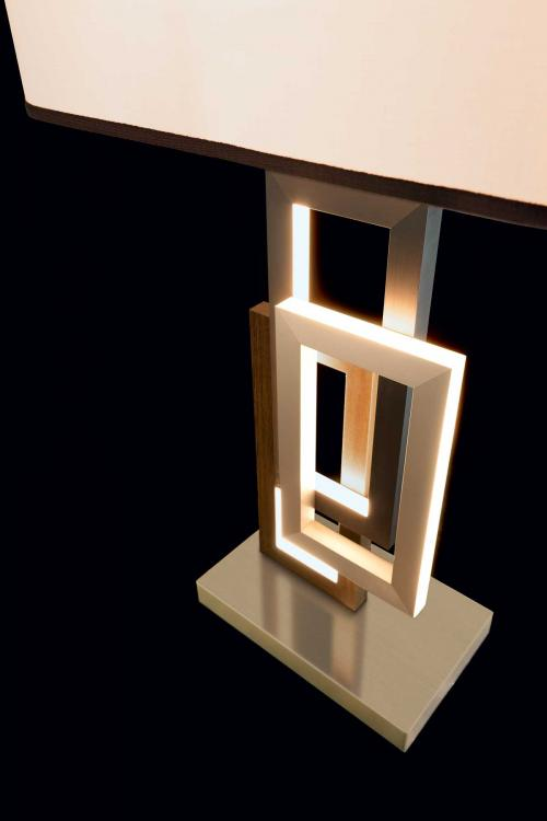 Oasis Edge Table Lamp