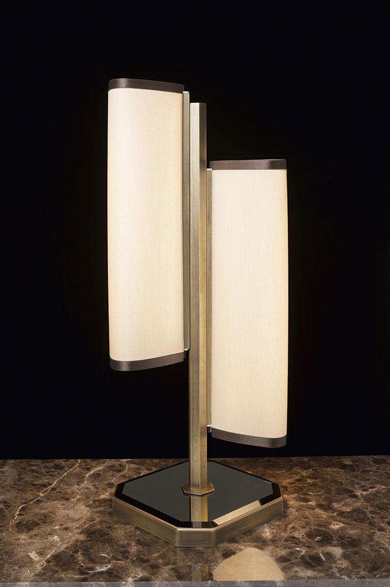 Art Deco Bathroom Lighting Mirror