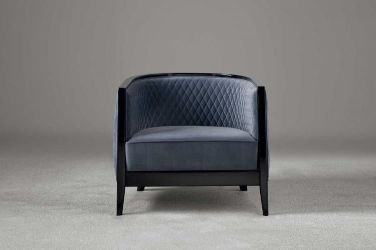 Saten armchair - Home Collection