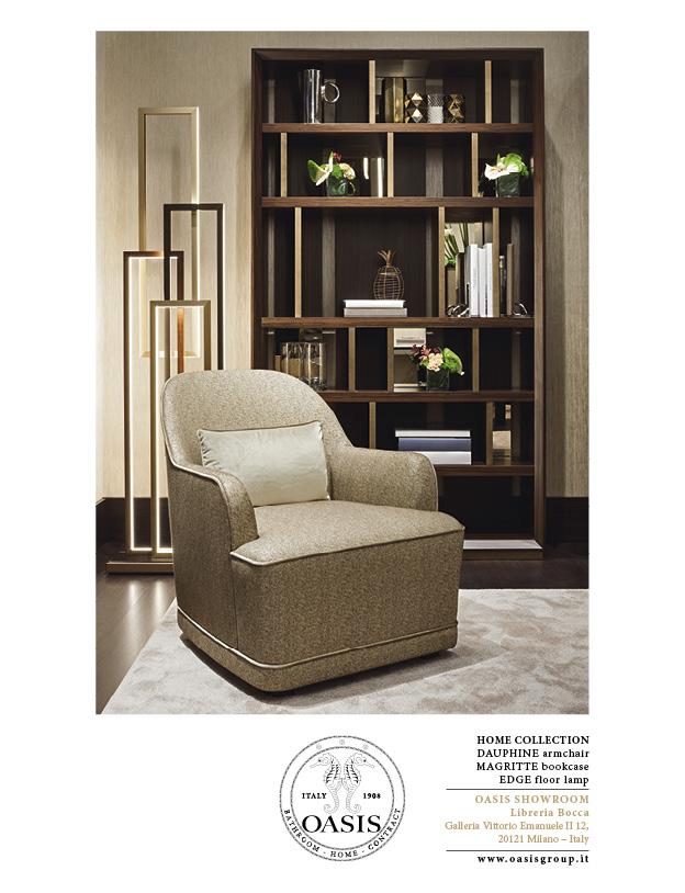 marie claire maison italia december 2016 oasis company. Black Bedroom Furniture Sets. Home Design Ideas