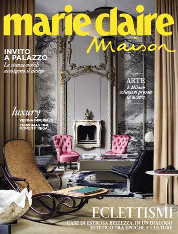 Marie Claire Maison Italia - December 2016